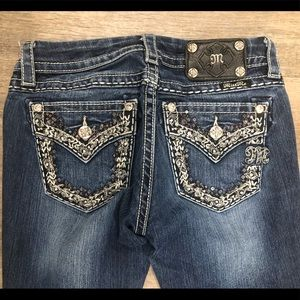 Miss Me Jeans Size 27 bootcut
